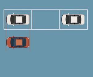 昱全道路駕駛-路邊停車