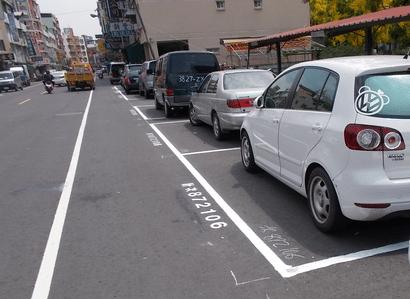 路邊停車方法