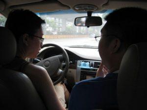 道路駕駛技巧